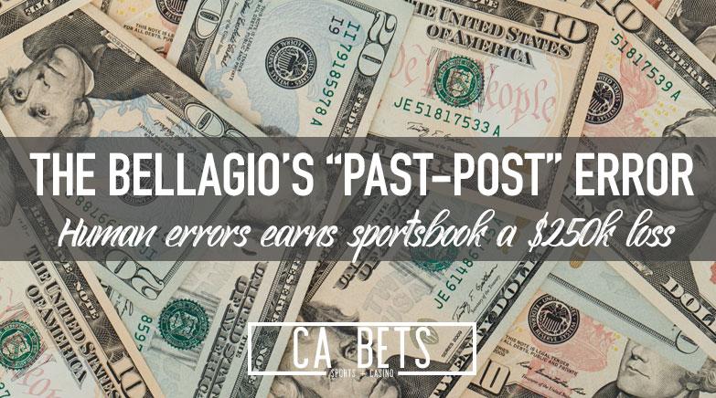 Bellagio Suffers Huge Loss From Error