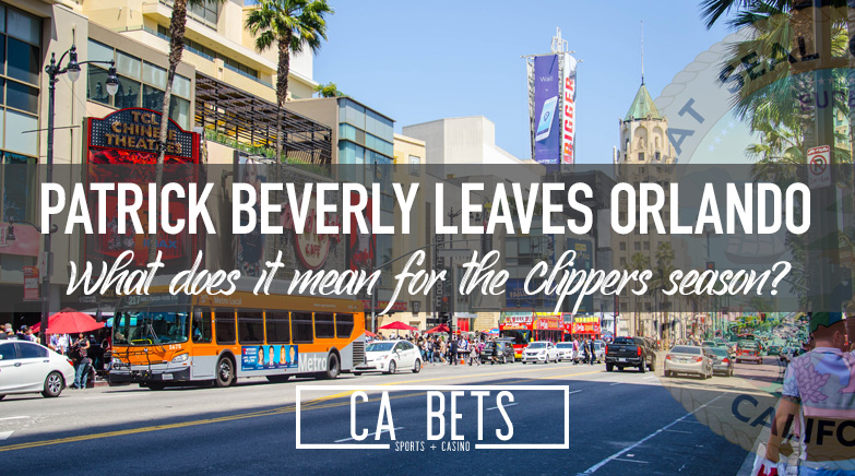 Los Angeles Clippers Pat Beverly Leaves NBA Bubble