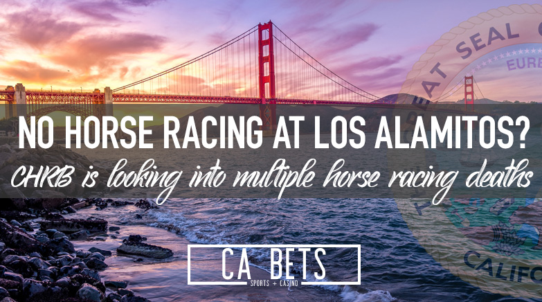 State Board Considering to Suspend Horse Racing at Los Alamitos