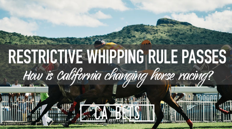 California Changes Whip Rule