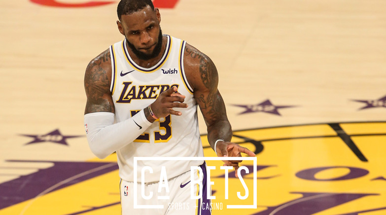 Lakers Betting Odds to Repeat for 2021 NBA Title