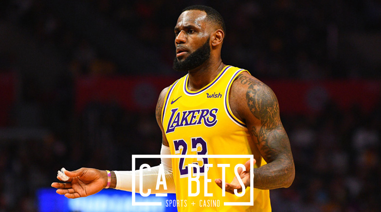 Los Angeles Lakers Championship Odds
