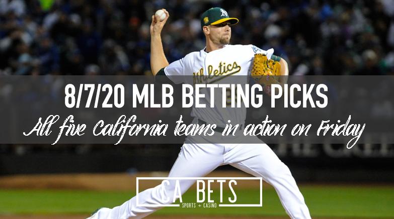 August 7 California Baseball Betting Picks