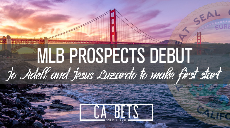 Los Angeles Angeles Call Up Prospect Jo Adell; Jesus Luzardo Makes First Start for Oakland A's