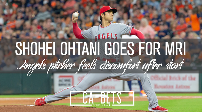 Shohei Ohtani Goes for MRI After Second Poor Outing