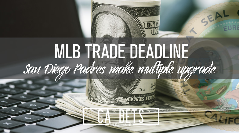 Padres Relentless as Trade Deadline Nears