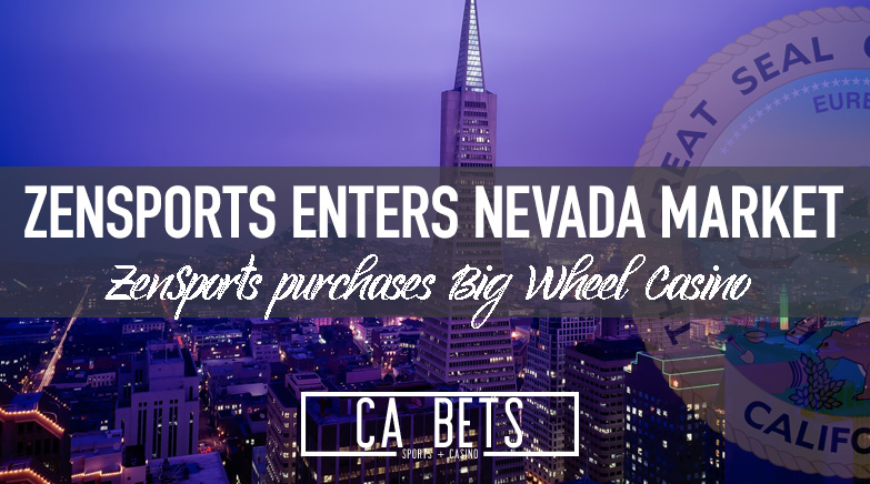ZenSports Strikes Deal to Enter Nevada