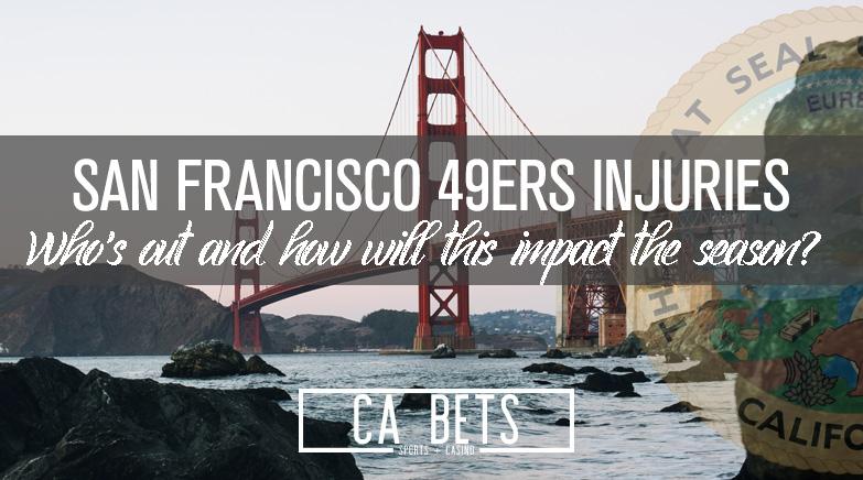 San Francisco 49ers Suffer Multiple Injuries in Week 2