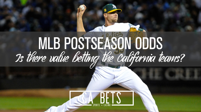 A's, Dodgers, and Padres make MLB Postseason; Is there any Betting Value?