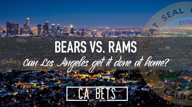 Bears vs Rams Preview: Can the L.A. Beat Chicago at Home?