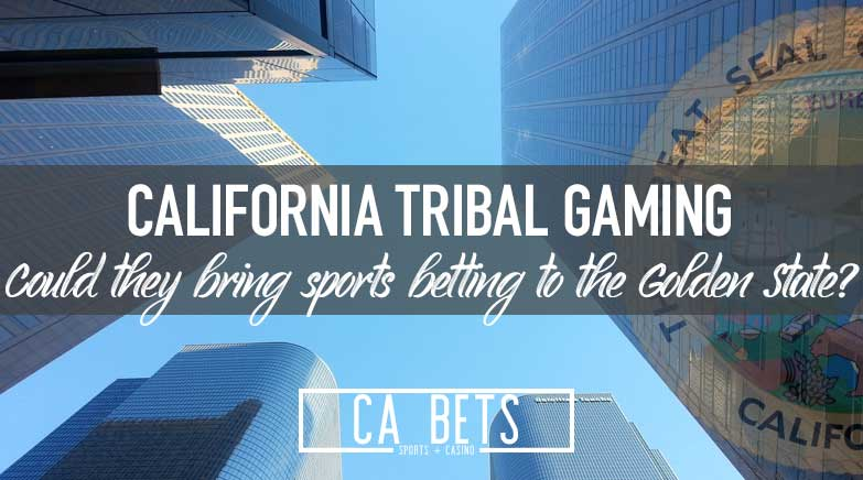 Can California Tribes Legalize Sports Betting