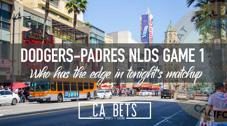 Dodgers vs. Padres Game 2 Matchup