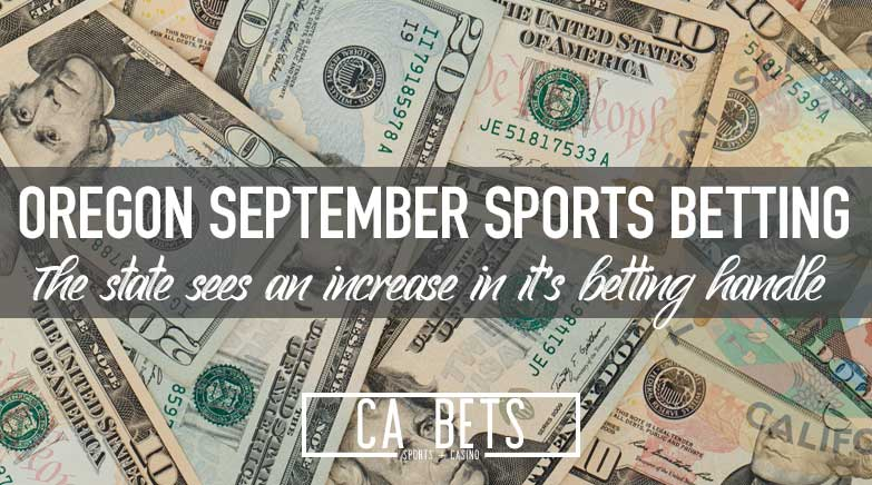Oregon Sports Betting Up For September