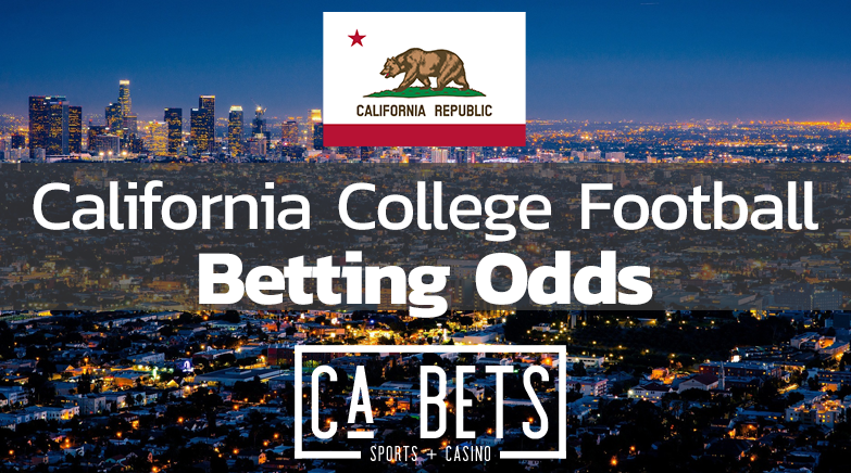 California College Football Betting Odds: USC Opens at -14.5