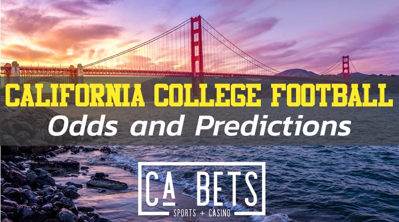 California College Football Betting Odds dec 2nd