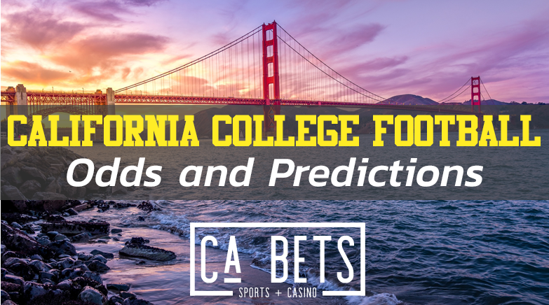 California College Football Odds for Dec 2nd-Dec 7th