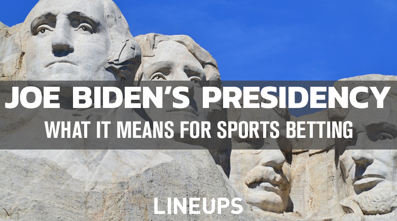 Could Joe Biden's Presidency Help California Sports Betting?