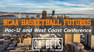 Pac-12 and West Coast Conference Breakdown