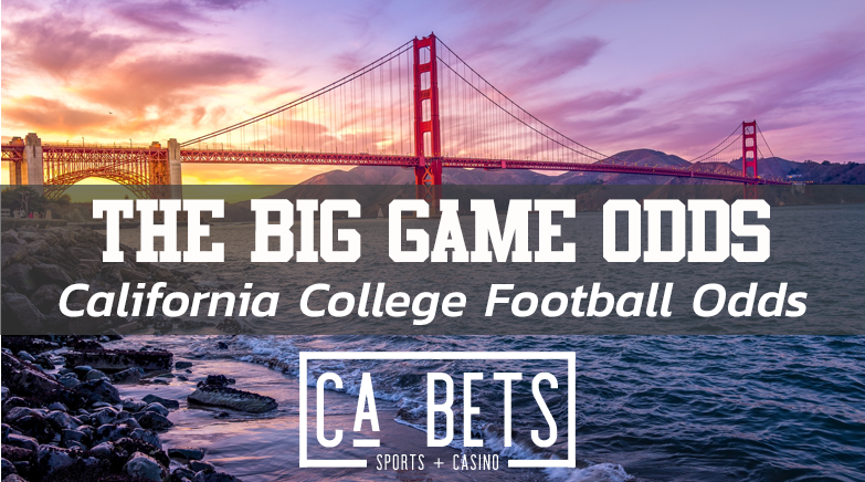 California College Football Odds for Thanksgiving Weekend