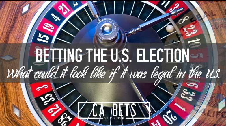 Overseas Sportsbooks See Handles over $500 Million on U.S. Election