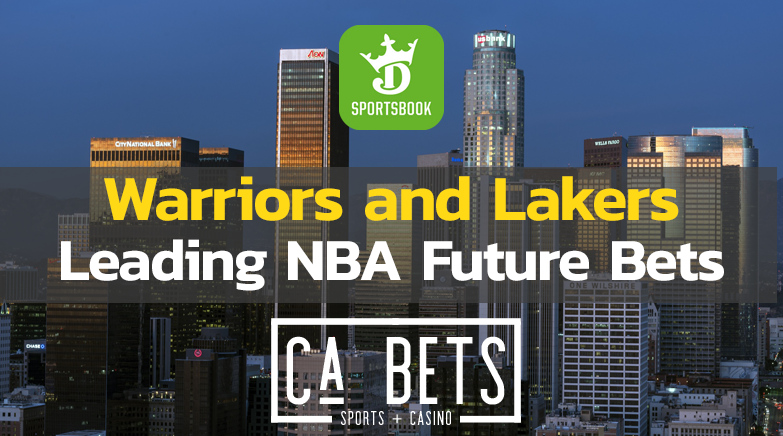 Bettors Placing Money on Warriors and Lakers for NBA Championship Bets