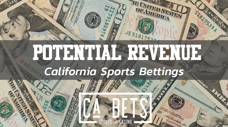 What is the Potential Revenue For California Sports Bettings?