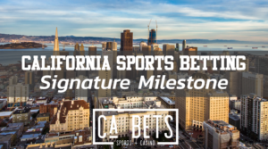 California Signatures Sports Betting