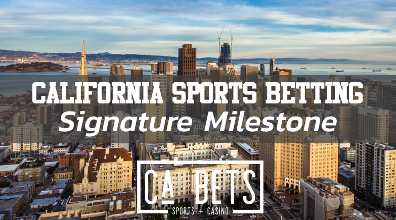 Tribal Casinos Reach Signature Milestone For California Sports Betting Amendment