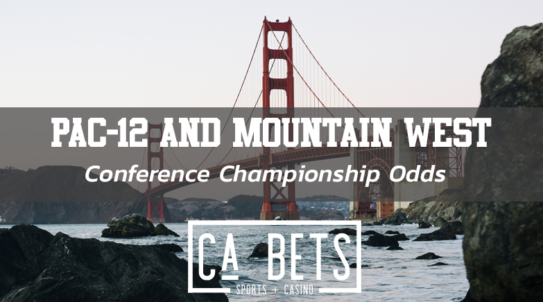 PAC-12 and Mountain West Championship Odds