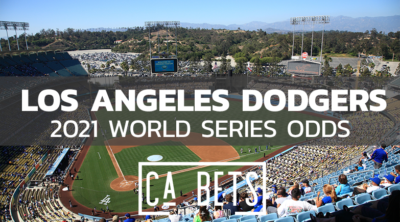 Los Angeles Dodgers 2021 World Series Odds