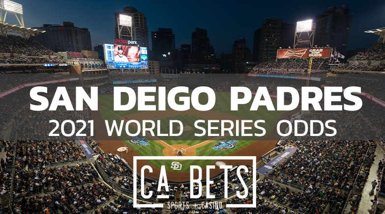 San Diego Padres 2021 World Series Odds