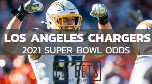 chargers super bowl odds