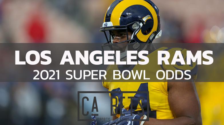 Los Angeles Rams Super Bowl Odds 2021